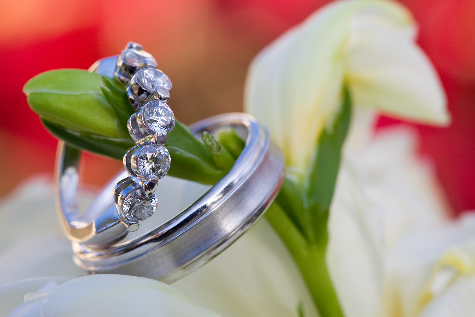 Wedding Ring Photography Chris Keeney Photography